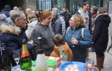 Nieuwjaarsreceptie van de Seniorenraad en andere Adviesraden 2018 (foto credits: Eddy Olislaeger)