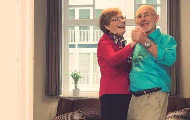 Activiteiten van de Seniorenraad: Dans je leven lang met Nico en Wendy -organisatie: Seniorenraad