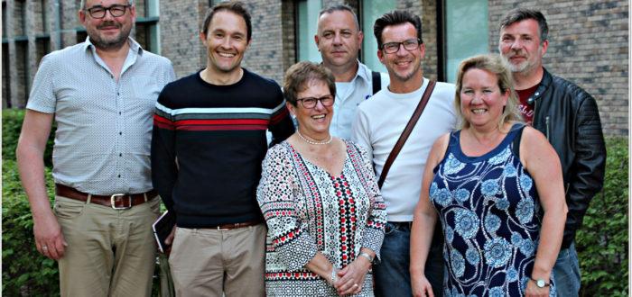 Het dynamische team van Buurtpreventie Hoeilaart