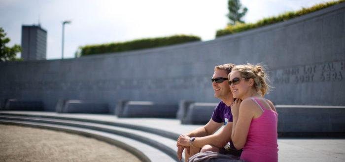 Het Albertpark Kortrijk (foto credits: David Samyn, © Copyright vzw Toerisme Kortrijk)