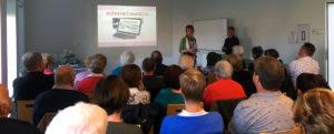 Veilig op het Internet event met Filip Bourgeois (foto credits: Gilberte Marchand)