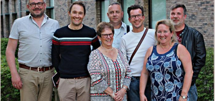 Team buurtpreventie Hoeilaart (foto credits: BIN Hoeilaart)