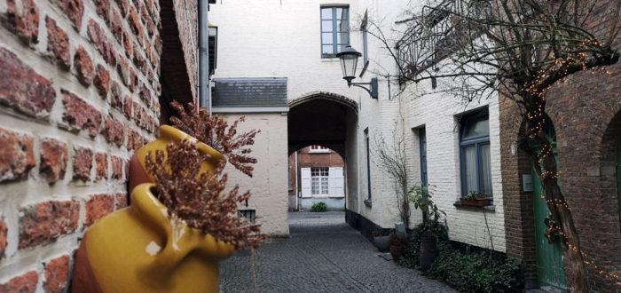 Het Begijnhof van Mechelen (foto credits: Jean-Pierre Maeyens)