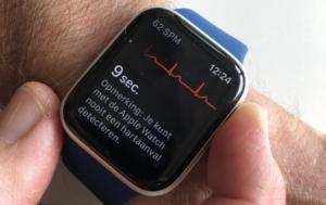 Apple watch (foto credits: Eddy Olislaeger)