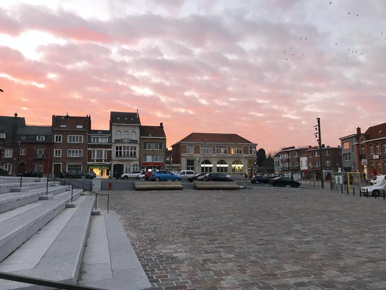 Gemeenteplein, Hoeilaart (foto credits: Eddy Olislaeger)