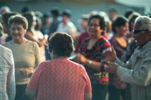 Retired & dancing (foto credits: Alex Proimos)