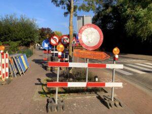 Verkeer in Hoeilaart (foto credits: Eddy Olislaeger)