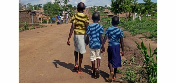 Drie jongens (bron: www.11.be)