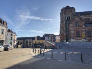 Gemeenteplein (foto credits: Eddy Olislaeger)