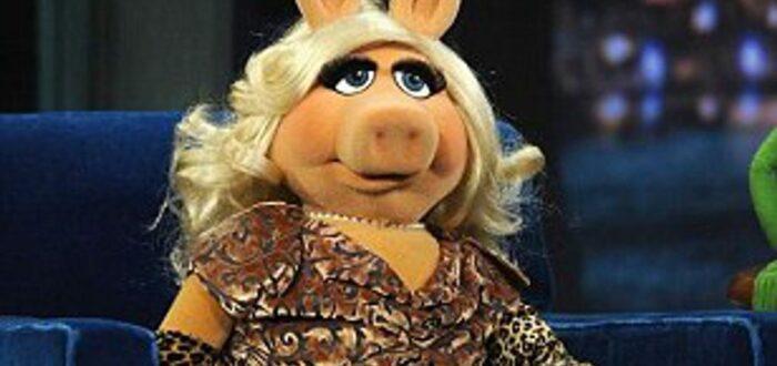 Miss Piggy (foto credits: Daily Mail)