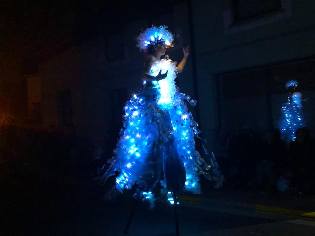 Lichtstoet 2021 (foto credits: Eddy Olislaeger)