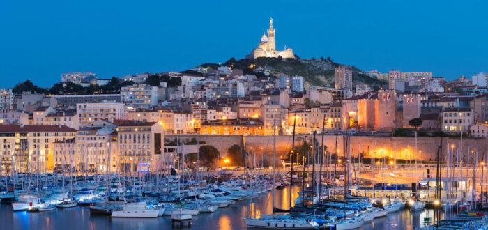 Marseille (foto credits: Air France)