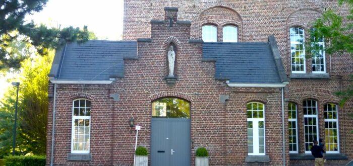 """De """"boerinnenschool"""" in Overijse (foto credits: Hilde Kenes, Erfgoed.net)"""